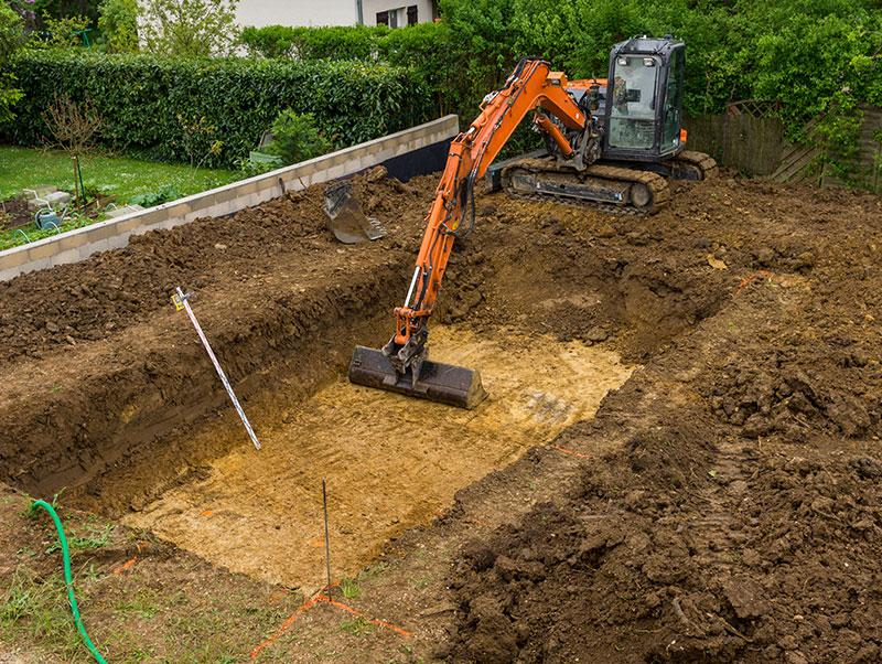 terrassement 91 excavation 91
